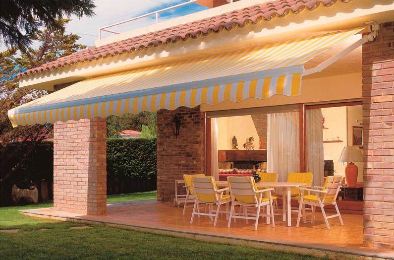 Toldos para terrazas toldos y persianas alhambra granada - Toldos terrazas precios ...